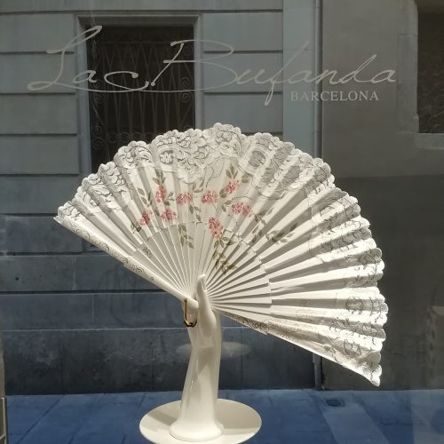 Malvi-fan-handmade-withe-hand-painted-with-flowes-natural