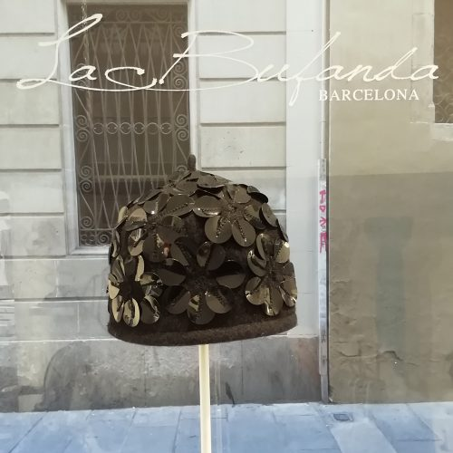 cloche-hat-black-handmade-lechapeau