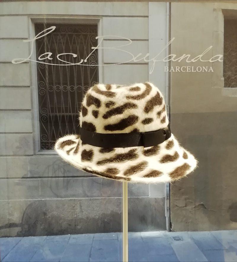 ferrucciovecchi-lapin-animalprint-hat